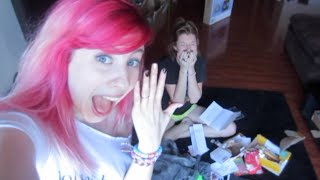 CARLY GOT ENGAGED AND WE DIED | Carly & Erin Vlogs