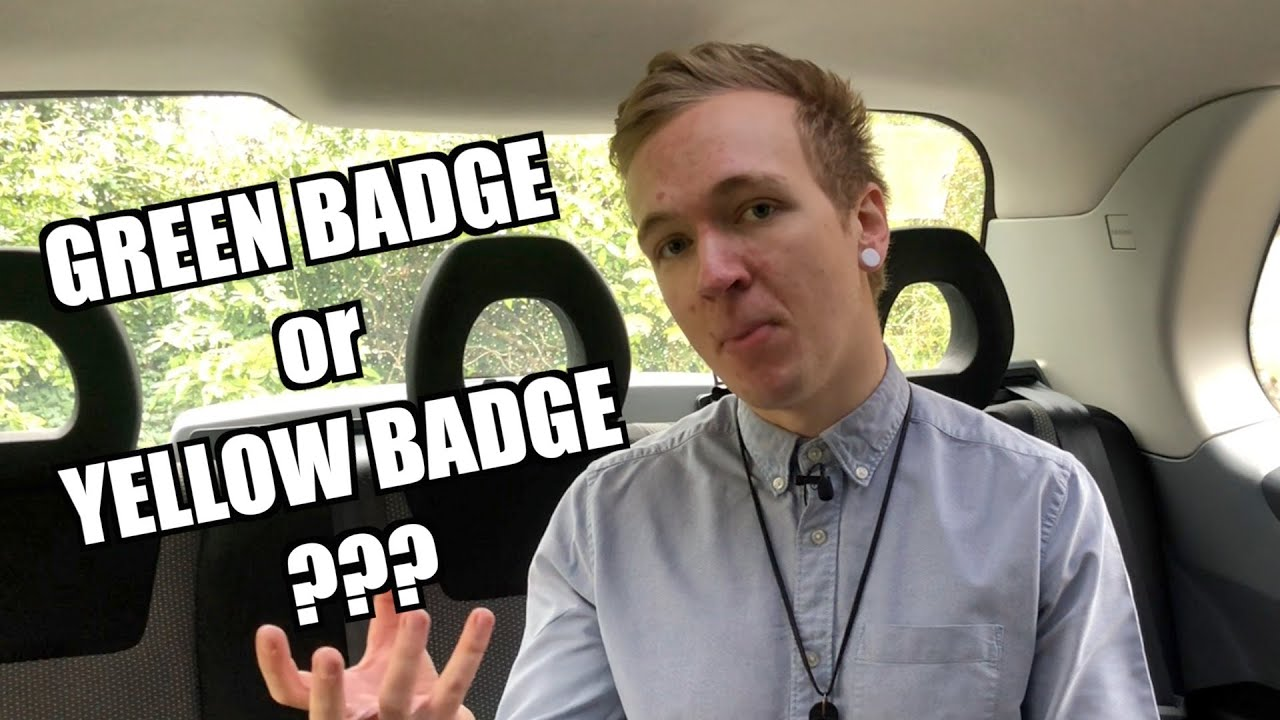 Should I Go For Green Badge or Yellow Badge?