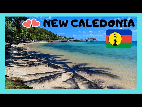 NEW CALEDONIA: Stunning Bay Of Orphans 😲 In Noumea (French Territory, Pacific Ocean)