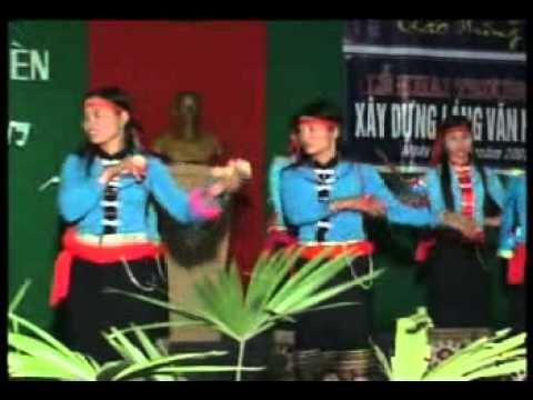 Khai trương Làng văn hoá thôn Cang Khèn, xã Vạn Xuân, huyện Thường Xuân, tỉnh Thanh Hoá 3