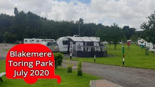 Blakemere Touring Park July 2020