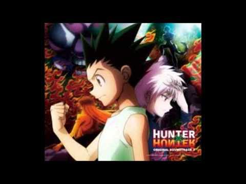 Hunter x Hunter 2011 OST 3 - 30 - Departure! Second Version!