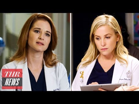 'Grey's Anatomy': Jessica Capshaw, Sarah Drew to Exit After Season 14  THR