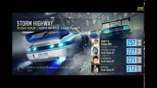 Need For Speed on zenfone 5 with gl tools settings