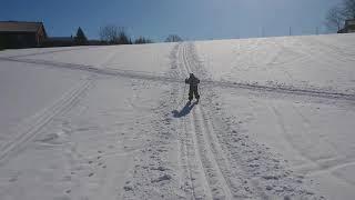 2c1fac3359 Eira på ski 18.3.2018