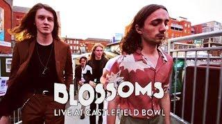 Blossoms - Castlefield Bowl July 8, 2017 (Pro Shot)