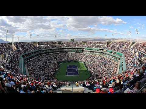 2016 BNP Paribas Open, Indian Wells: Story of the Tournament