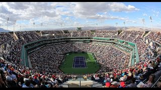 2016 BNP Paribas Open, Indian Wells: Story of the Tournament