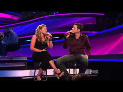 Lauren Alaina & Scotty McCreery  I Told You So  American Idol Top 11 Results Show  033111