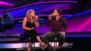 lauren alaina scotty mccreery   i told you so   american idol top 11 results show   033111