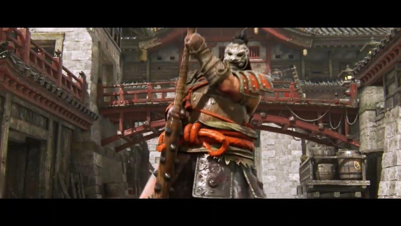 for honor trailer the shugoki samurai gameplay hero series 2017 game trailer youtube. Black Bedroom Furniture Sets. Home Design Ideas