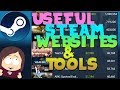 Useful 3rd Party Steam Websites and Tools