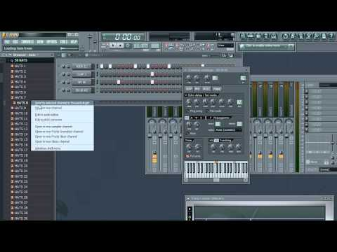 FLSTUDIO for Beginners - [Ep 3] - The Step Sequencer & Programming Drums
