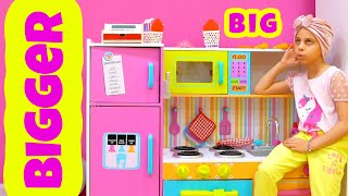 Big vs Bigger I Kids Learn About Friendship I+ More Kid songs By KLS