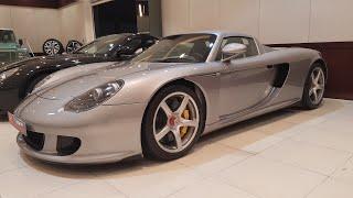 Porsche Carrera GT review (English)