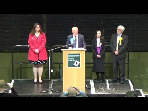 Carlisle - General Election Declaration