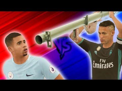 A GRANDE FINAL. NEYMAR DECIDIU A CHAMPIONS?! 🔥 | Modo Carreira #27 - Real Madrid (FIFA 18)