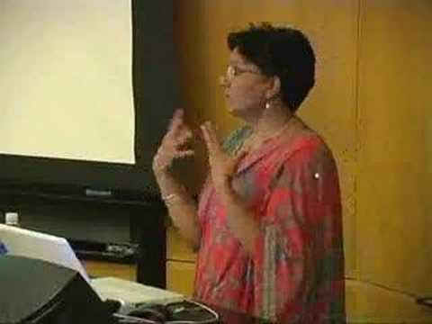 "Srilatha Batliwala: ""Environmental and Gender Justice"""