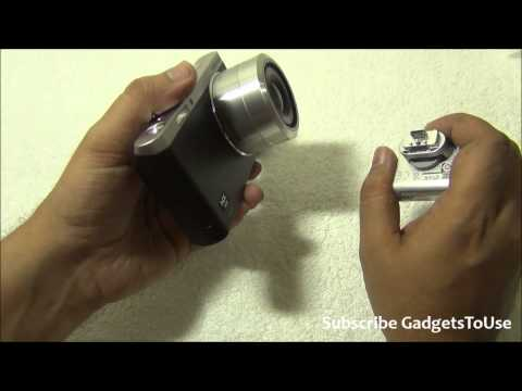 Samsung NX Mini Camera Unboxing, Quick Review, Photo Quality, Features and Overview HD