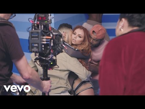 Little Mix - Touch Behind The Scenes