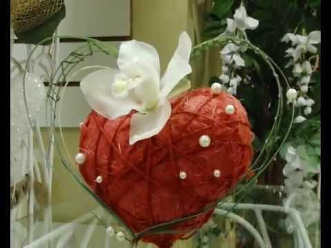 Цветочный букет ко Дню Святого Валентина. .mpg
