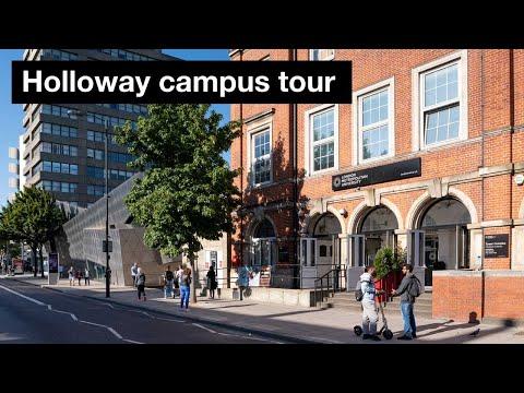Holloway Campus Tour