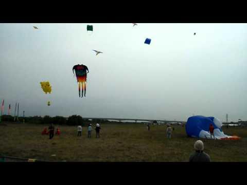 越中大門凧祭り