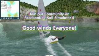 Sail Simulator 5 tutorial Manual and Auto Crew movement.mp4