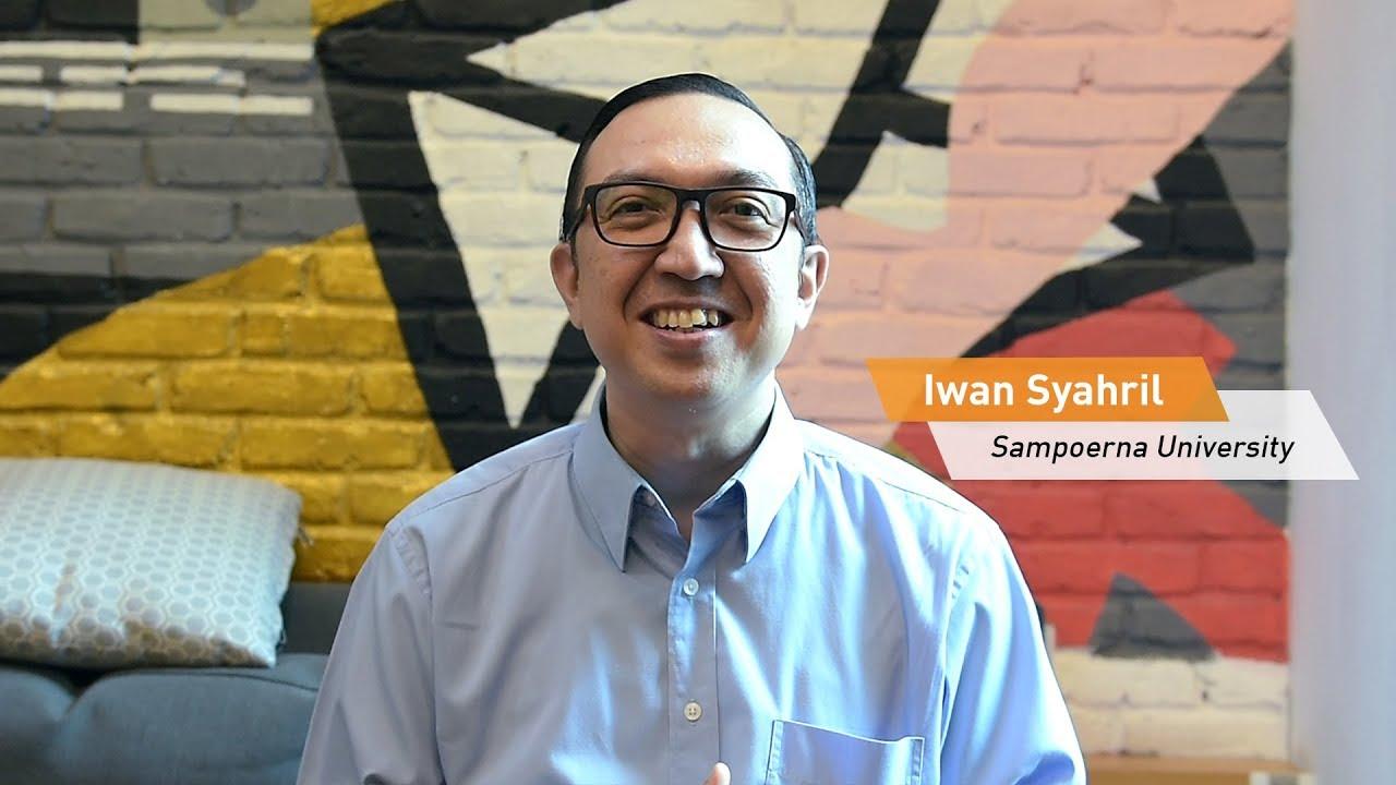 Pentingnya Membangun Kapasitas Guru - Iwan Syahril - YouTube