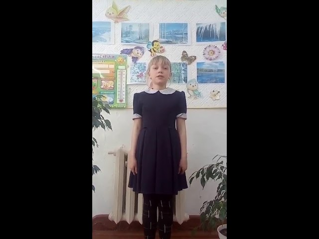 Изображение предпросмотра прочтения – ЮлияКомольцева читает произведение «Голубые, синие.» (Трутнева Евгения)