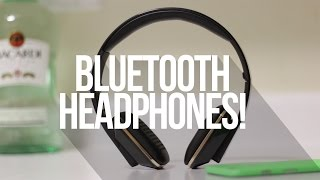 Review - Meelectronics Air-Fi Touch Bluetooth Headphones
