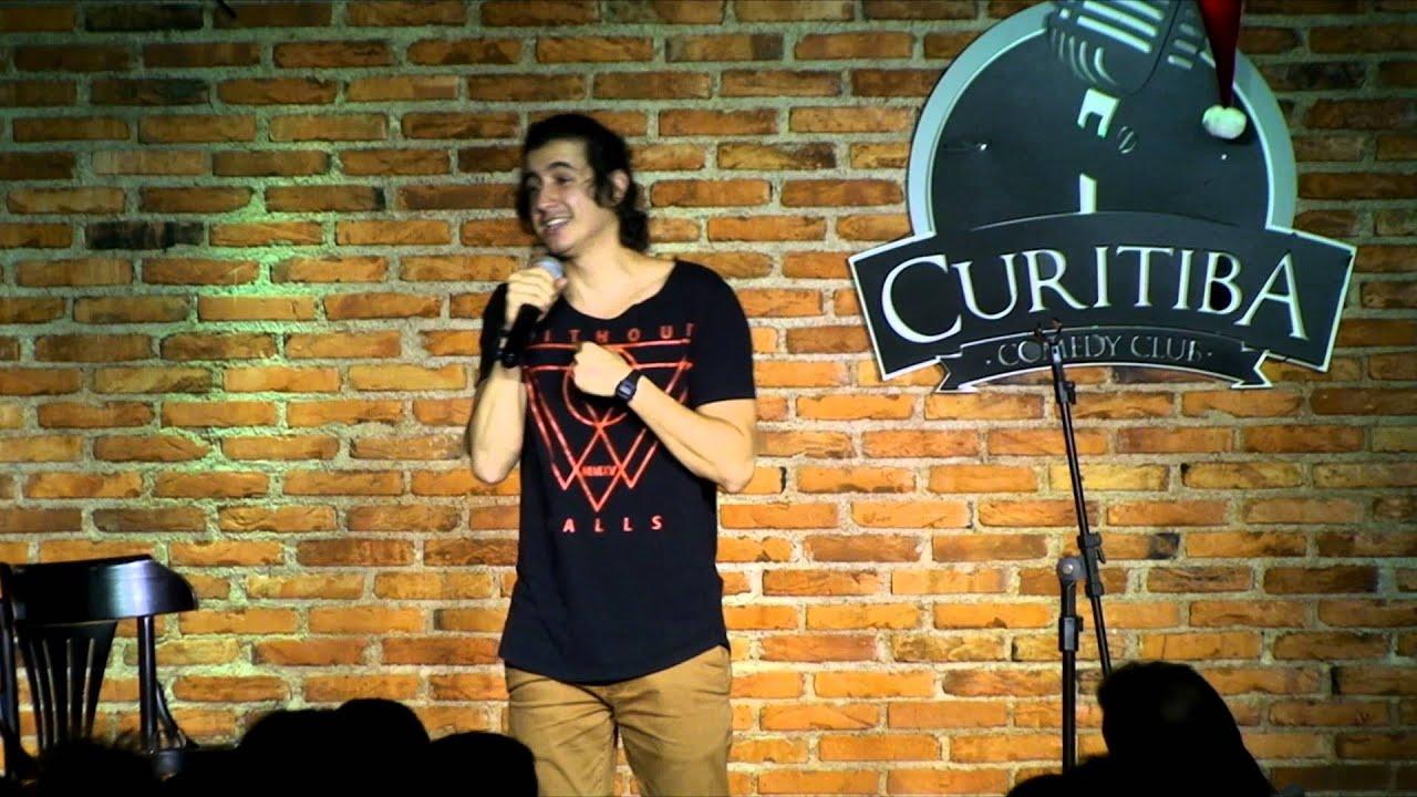 Retrospectiva 2015 - Afonso Padilha - 50 tons de Cinza - Stand Up Comedy