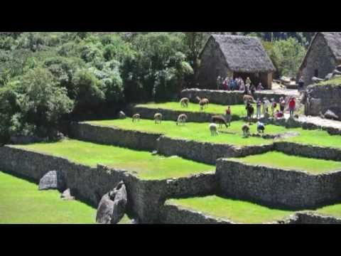 Ruins and Sacred City of the Incas