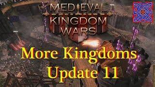 Update 11 - More Kingdoms :: Medieval Kingdom Wars Gameplay