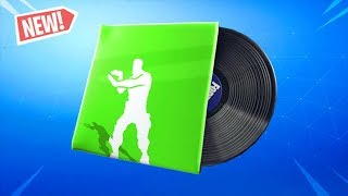 *NEW* SPACE GROOVE Music Pack LEAKED! (Alien Emote) Fortnite Battle Royale