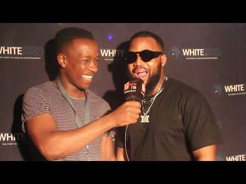 Cassper Nyovest Signed a Deal with  NIKE , Full Interview with Skits by Sphe on StudentTV