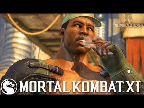 "TRYING TO DO SOMETHING I HAVE NEVER DONE ON MKX - Mortal Kombat X ""Jax"" Gameplay"