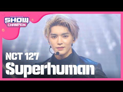 Show Champion EP.320   NCT 127 - Superhuman