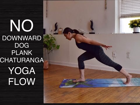 30 Minute Wrist Free Hands Free Yoga Flow for Beginners and Intermediate