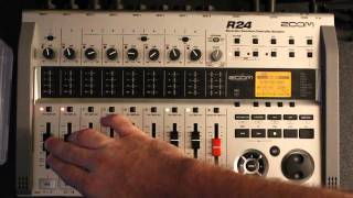 Video How To Do Basic Recording with the Zoom R24 + new music clip download MP3, 3GP, MP4, WEBM, AVI, FLV Oktober 2018