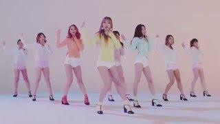 스텔라(Stellar) - 찔려(Sting) MV (Dance Ver.)
