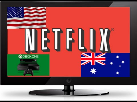 How To Get US Netflix in Australia on Xbox One Free