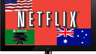How To Get US Netflix in Australia on Xbox One [Free]
