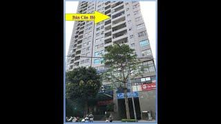 Cần bán căn hộ chung cư 128.3m2 tòa nhà Viện Chiến Lược Khoa Học Bộ Công An - Cầu Giấy
