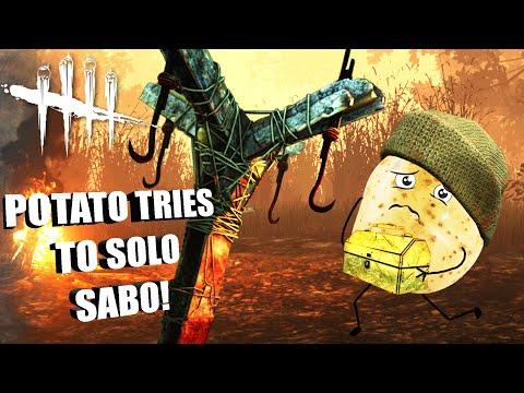 POTATO TRIES TO SOLO SABO!