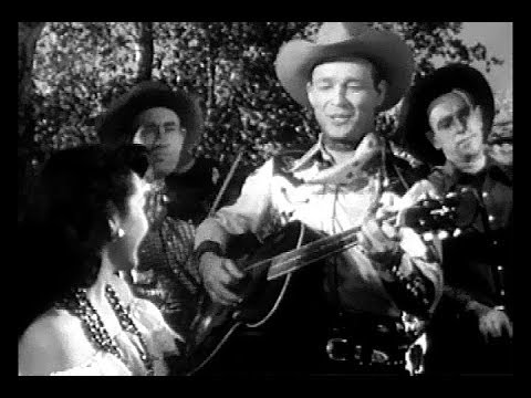 Roy Rogers - Apache Rose - with Dale Evans