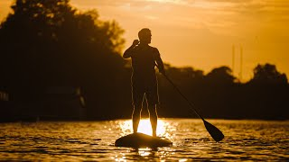 The Paddleboarder: Sony A7S III in ProRes RAW w/ Atomos Ninja V