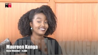 SNAPPY 7: ELANI BAND MEMBER MAUREEN KUNGA SPEAKS OUT