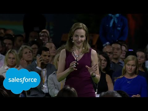 Salesforce World Tour New York — Ch. 1: Corporate Overview