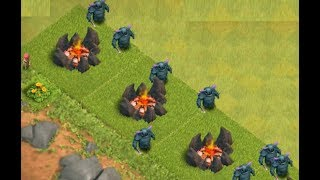 Clash of Clans - 8 P.E.K.K.A Attack